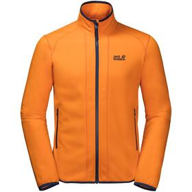 Jack Wolfskin Hydro Veste Homme, rusty orange